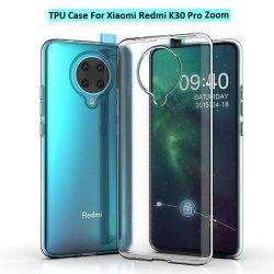 قاب ژله ای شفاف شیائومی Redmi K30 Pro Zoom
