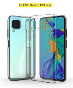قاب ژله ای شفاف هوآوی Huawei Nova 7i