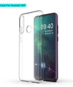 قاب ژله ای شفاف هوآوی Huawei Y6p
