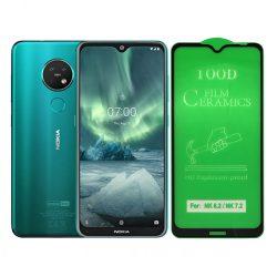 گلس سرامیکی شفاف نوکیا Nokia 7.2