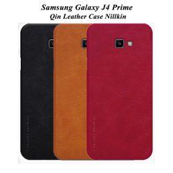 کیف چرمی سامسونگ Galaxy J4 Prime مارک نیلکین