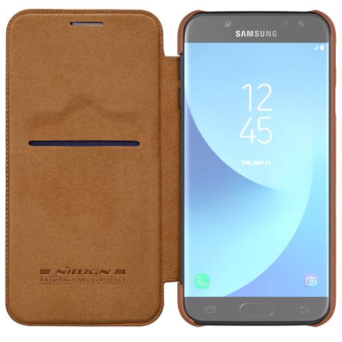 کیف چرمی سامسونگ Galaxy J5 Pro مارک نیلکین