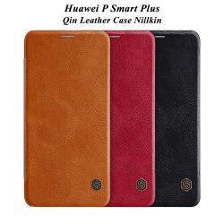 کیف چرمی هوآوی P Smart Plus مارک نیلکین