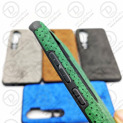 گارد روکش چرمی شیائومی Mi Note 10 Pro مارک Santa Barbara