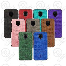 گارد روکش چرمی شیائومی Redmi Note 9 Pro مارک Santa Barbara