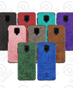 گارد روکش چرمی شیائومی Redmi Note 9 Pro Max مارک Santa Barbara