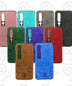 گارد روکش چرمی Xiaomi Mi 10 مارک Santa Barbara