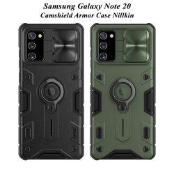 گارد رینگی نیلکین سامسونگ Galaxy Note 20 مدل Camshield Armor