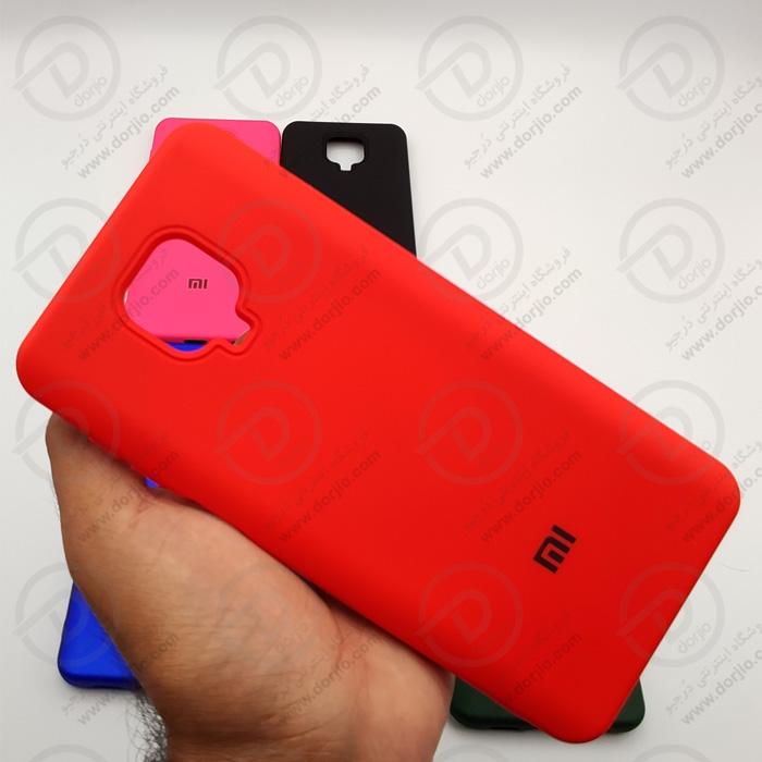 گارد سیلیکونی شیائومی ردمی Note 9 Pro Max / Note 9 Pro / Note 9S