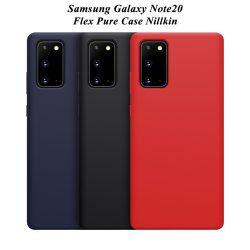 گارد سیلیکونی نیلکین سامسونگ Galaxy Note 20 مدل Flex Pure
