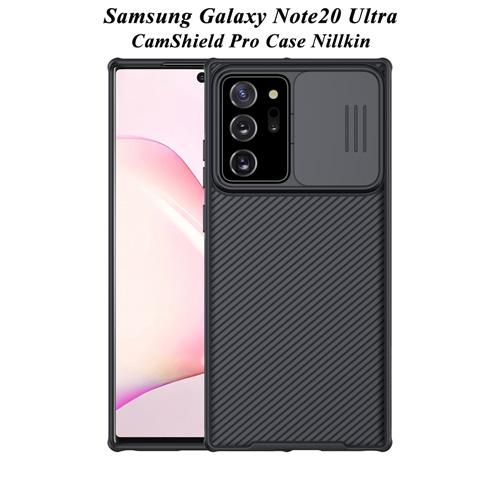 گارد ضد ضربه CamShield Pro نیلکین سامسونگ Galaxy Note 20 Ultra