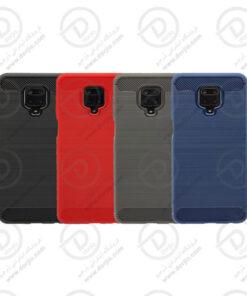 گارد ژلهای طرح کربنی شیائومی Xiaomi Redmi Note 9S