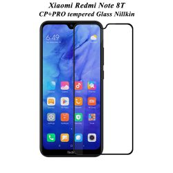 گلس فول نیلکین شیائومی Redmi Note 8T مدل CP+PRO