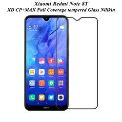 گلس فول نیلکین شیائومی Redmi Note 8T مدل XD CP+MAX