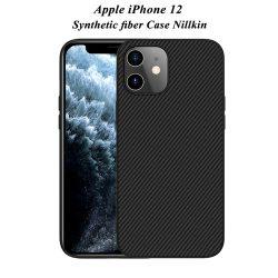 قاب فیبری نیلکین iPhone 12 مدل Synthetic fiber