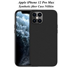قاب فیبری نیلکین iPhone 12 Pro Max مدل Synthetic fiber