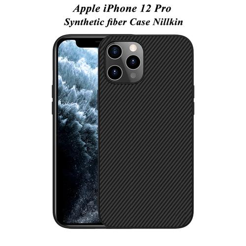 قاب فیبری نیلکین iPhone 12 Pro مدل Synthetic fiber