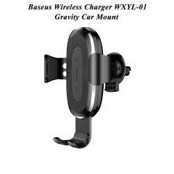 هولدر و شارژر وایرلس گوشی بیسوس مدل WXYL-01