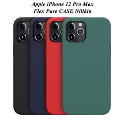 گارد سیلیکونی نیلکین iPhone 12 Pro Max مدل Flex Pure
