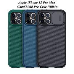گارد ضد ضربه iPhone 12 Pro Max مارک نیلکین Camshield Pro