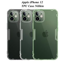 گارد محافظ ژلهای اپل آیفون iPhone 12 مارک نیلکین
