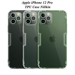 گارد محافظ ژلهای اپل iPhone 12 Pro مارک نیلکین