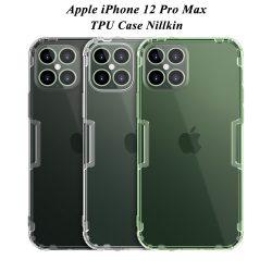 گارد محافظ ژلهای اپل iPhone 12 Pro Max مارک نیلکین