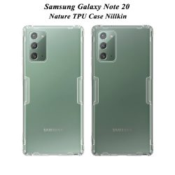 گارد محافظ ژلهای گلکسی Galaxy Note 20 مارک نیلکین