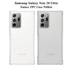 گارد محافظ ژلهای Galaxy Note 20 Ultra مارک نیلکین