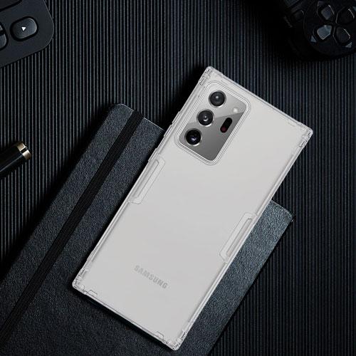 گارد محافظ ژلهای Galaxy Note 10 Ultra مارک نیلکین
