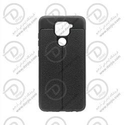 گارد ژلهای طرح چرم شیائومی Xiaomi Redmi 10X 4G