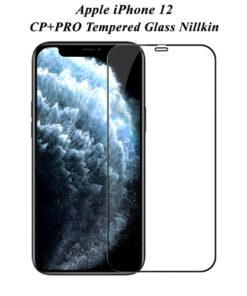 گلس فول نیلکین آیفون iPhone 12 مدل CP+PRO