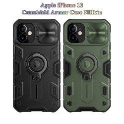 گارد محافظ رینگی نیلکین iPhone 12 مدل Camshield Armor