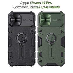 گارد محافظ رینگی نیلکین iPhone 12 Pro مدل Camshield Armor