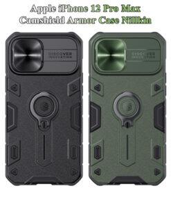 گارد محافظ رینگی نیلکین iPhone 12 Pro Max مدل Camshield Armor