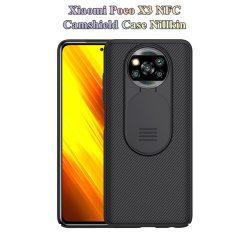 گارد نیلکین شیائومی Poco X3 NFC مدل CamShield