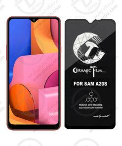 گلس سرامیکی شفاف سامسونگ Galaxy A20s
