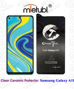 گلس سرامیکی شفاف سامسونگ Galaxy A11