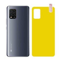 برچسب محافظ پشت نانو فول چسب Xiaomi Mi 10 Lite