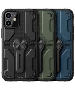 گارد محافظ استند پلاس نیلکین iPhone 12 مدل Medley Case