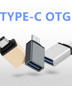 تبدیل اورجینال HISKA Type C به USB 3.0 OTG