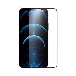 گلس مات تمام صفحه iPhone 12 مدل Fog Mirror مارک نیلکین