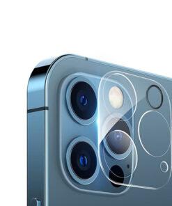 محافظ کامل لنز دوربین آیفون 12 پرو مکس