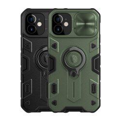 گارد محافظ رینگی نیلکین iPhone 12 Mini مدل Camshield Armor