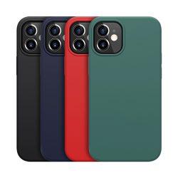 گارد سیلیکونی نیلکین iPhone 12 Mini مدل Flex Pure