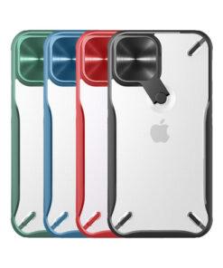 گارد محافظ هیبریدی چند منظوره iPhone 12 مدل Cyclops نیلکین