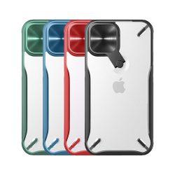 گارد محافظ هیبریدی چند منظوره iPhone 12 Pro مدل Cyclops نیلکین