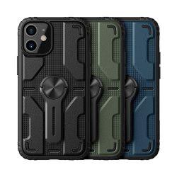 گارد محافظ استند پلاس نیلکین iPhone 12 Mini مدل Medley Case