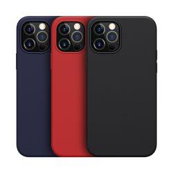 کاور سیلیکونی مغناطیسی iPhone 12 Pro مدل Flex Pure Pro نیلکین