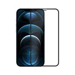 گلس شفاف تمام صفحه iPhone 12 مدل PC Ultra مارک نیلکین